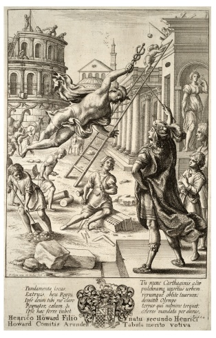 Wenceslas_Hollar_-_Mercury_and_Aeneas_(State_3)