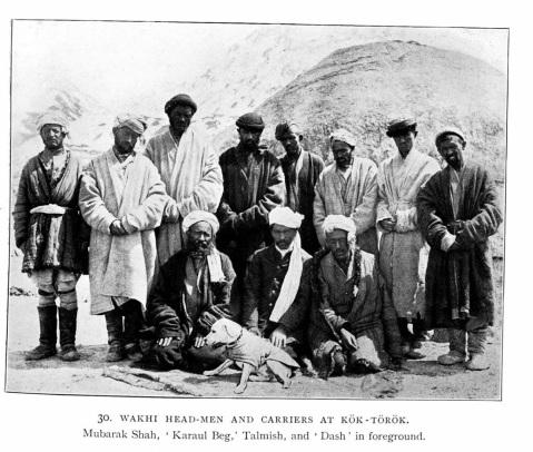 Dash in Afgh