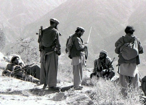 Mortar_attack_on_Shigal_Tarna_garrison,_Kunar_Province,_87